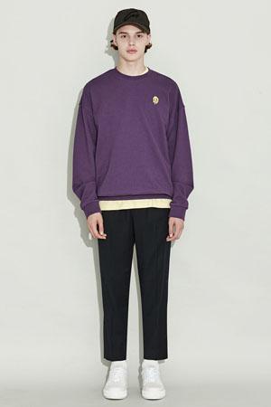 [온라인 단독][RE-ORDER] melting smile sweatshirt