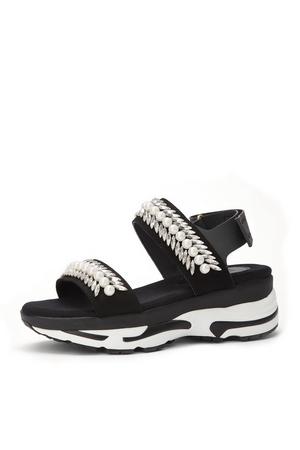 Melody sandal(black)