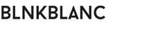 BLNKBLANC 로고 이미지