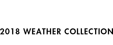 2018 WEATHER COLLECTION