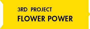 3ST PROJECT FLOWER POWER