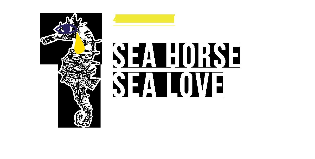 4TH PROJECT SEA HORSE SEA LOVE 꿀벌, 독수리, 한라 솜다리꽃에 이어 코오롱스포츠가 지목한 우리 고유의 동식물은 바로 해마입니다.