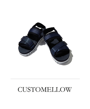 CUSTOMELLOW webbing sandal