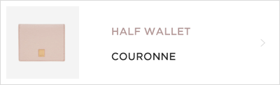 HALF WALLET COURONNE
