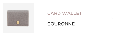 CARD WALLET COURONNE