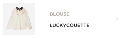 BLOUSE LUCKYCOUETTE