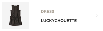DRESS LUCKYCHOUETTE