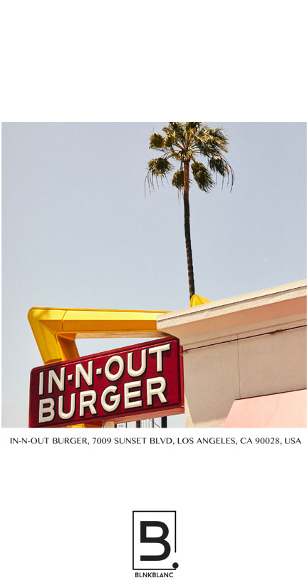 IN-N-OUT BURGER, 7009 SUNSET BLVD, LOS ANGELES, CA 90028, USA