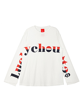 LC Logo Print T-shirt