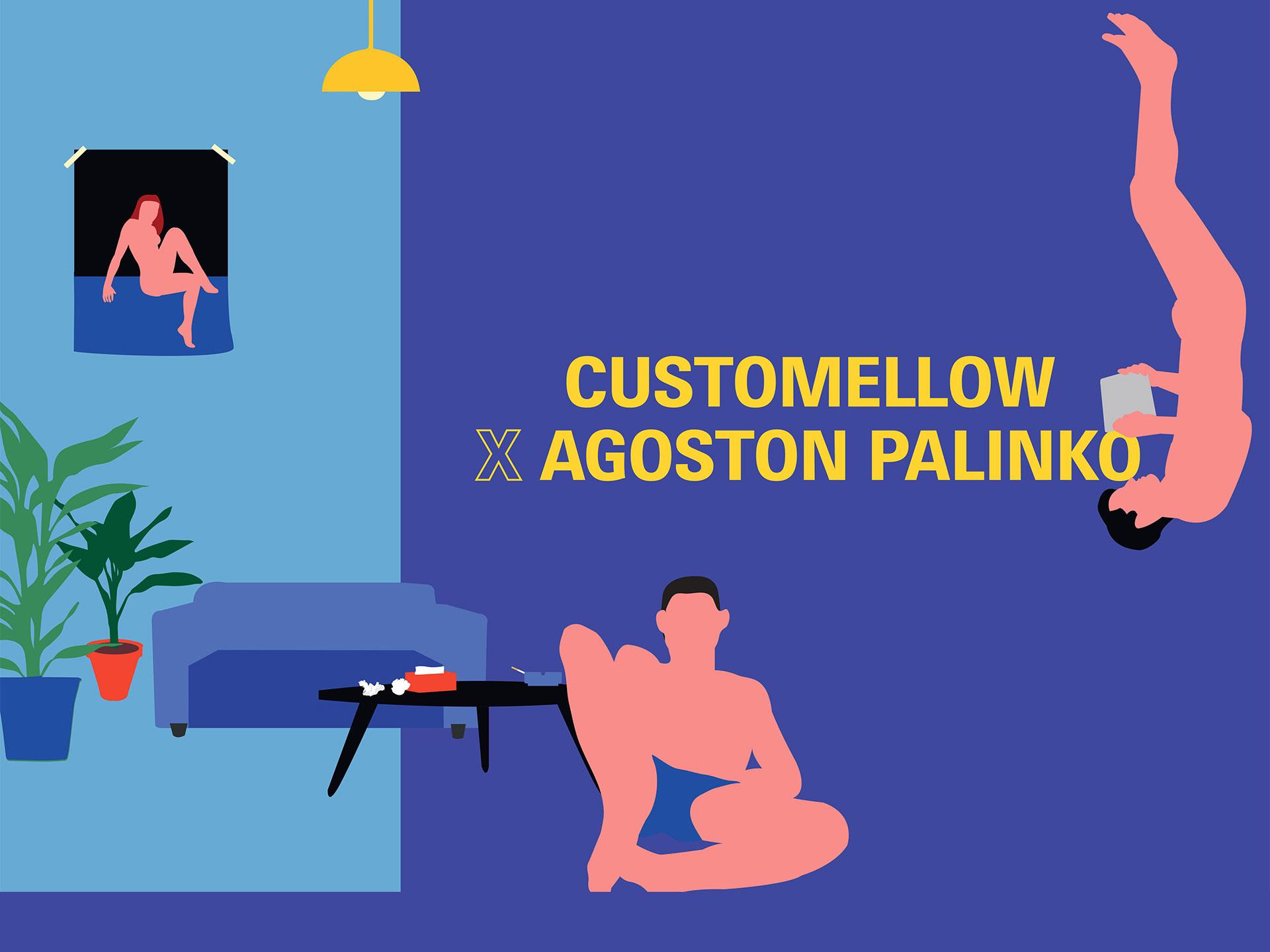 CUSTOMELLOW X AGOSTON PALINKO
